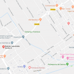 mapa poligono industrial daimus