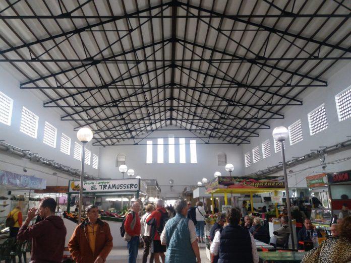mercat municipal oliva