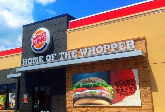 burger king Oliva Valencia