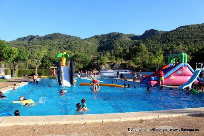 piscina villalonga setmana esportiva