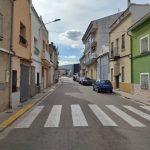 Beniflà obras Avenida Regne València