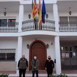 Beniflà donación colegio Beniarjó