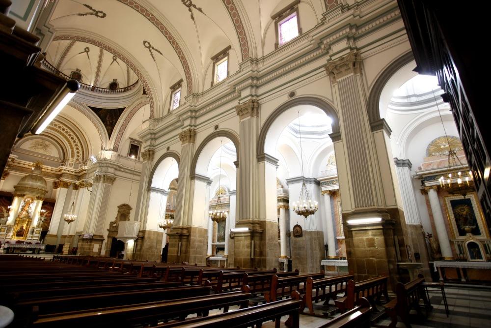 páginas web parroquias Oliva