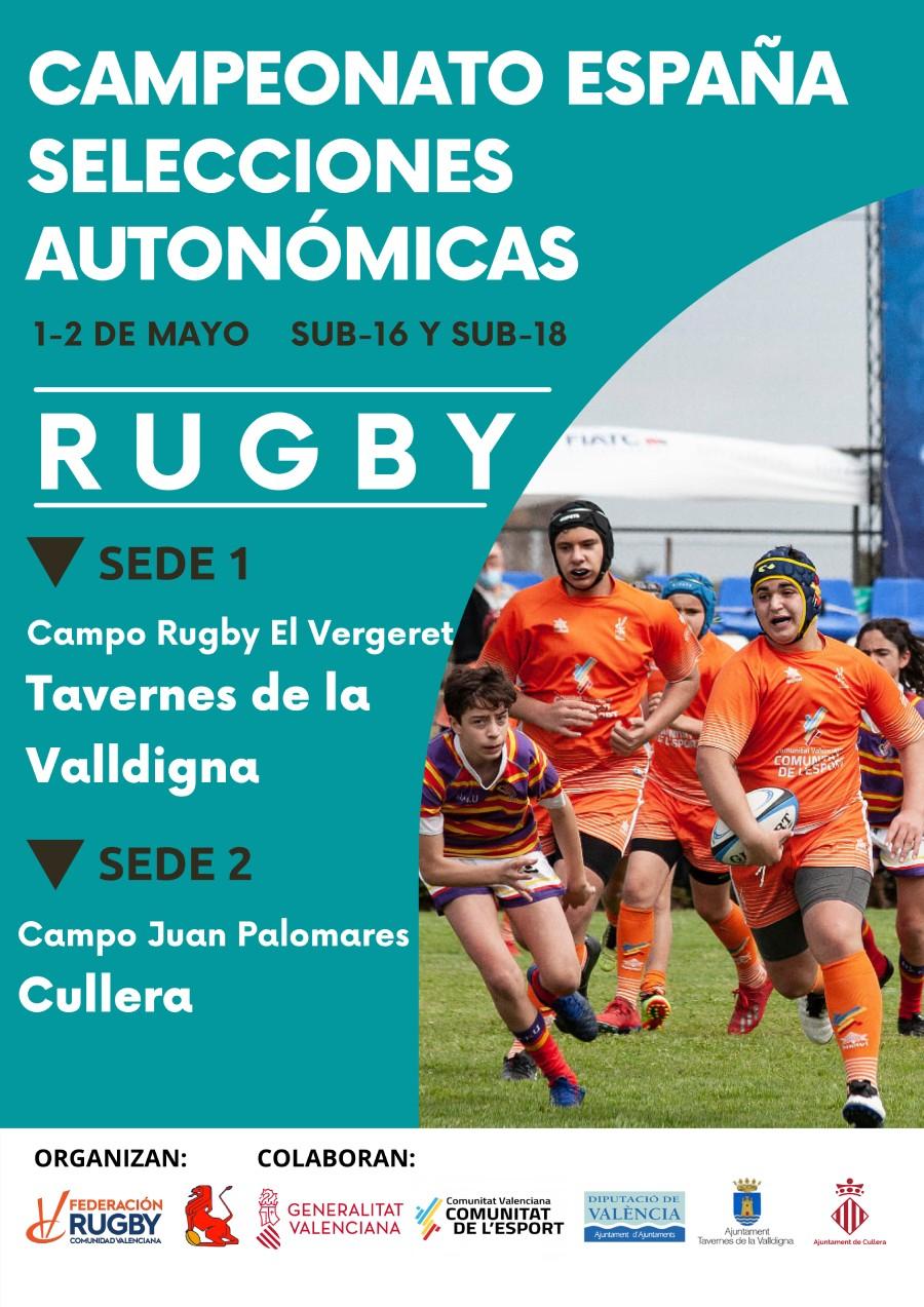 Campeonato de España de rugby
