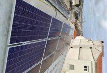 placas solares del Real de Gandia