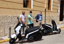 oliva motocicletas eléctricas