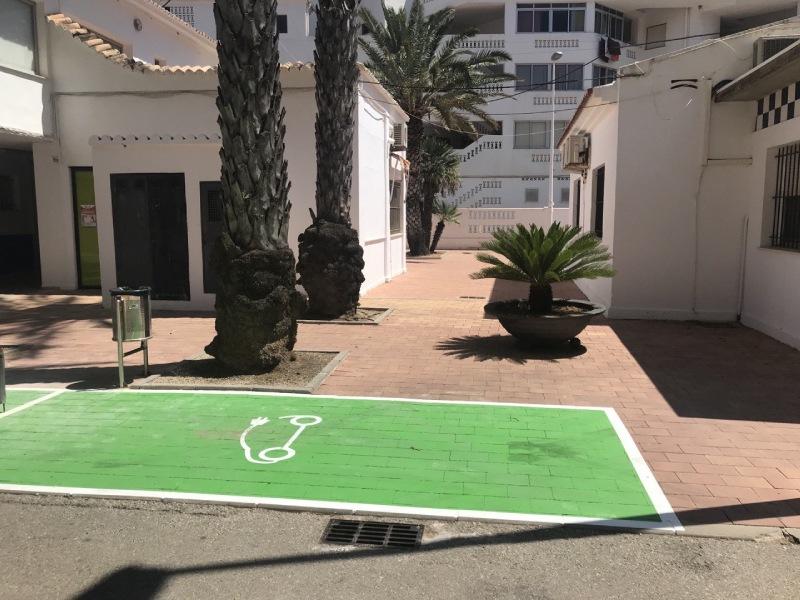 puntos de recarga de vehículos eléctricos Tavernes